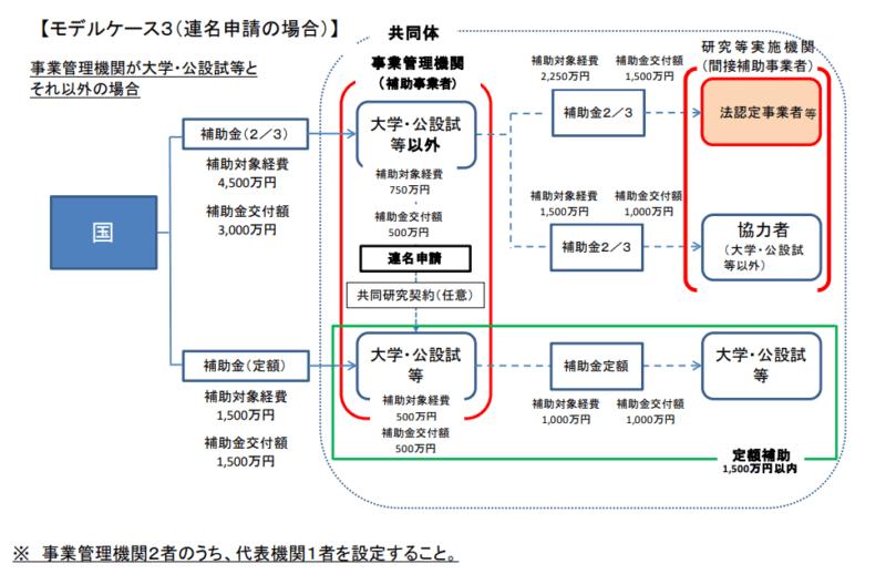 サポイン事業 共同体のモデルケース③